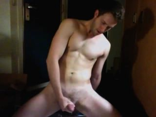 Hot Guy Cumming In Front Of Camera