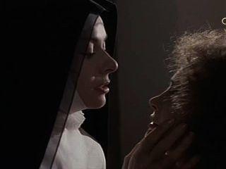 Anne Heywood And Martine Brochard In The Nuns Of Saint Archangel