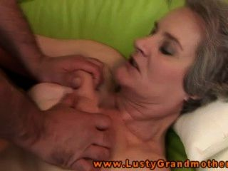 Hairy Granny Pussylicked And Fucked Hard