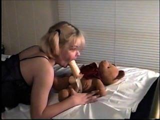Shayna Strap On Teddy