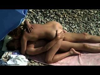 Mom And Dad Sex On The Beach