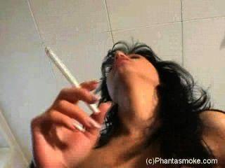 Smoking And Riding To Cumshot