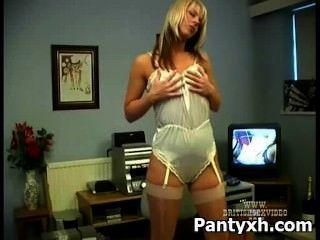 Explicit Sexy Hottie Pantyhose Porn