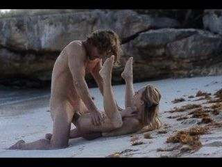 Extreme Art Sex Of Horny Couple On Beach