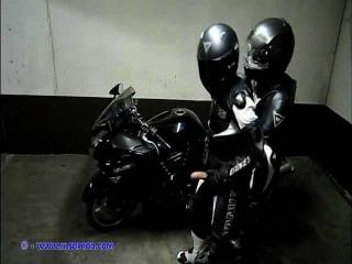 Leather Motorcycle Gay ( Leatherbiker )