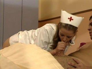 Tyra Misoux - German Nurse Heals A Patient