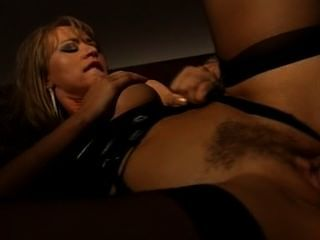 Milf In High Heels And Stocking Anal Fuck