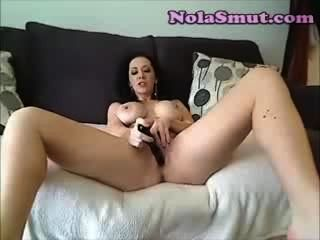 Russian Girl Dildo Blowjob On Webcam
