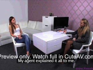 Female Agent - Eufrat