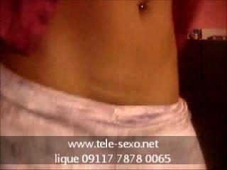 Teen Cutie Shows Her Pretty Tits tele-sexo.net 09117 7878 0065