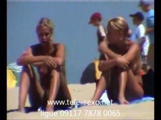 Cute Blonde Girls At Beach Hidden Cam tele-sexo.net 09117 7878 0065