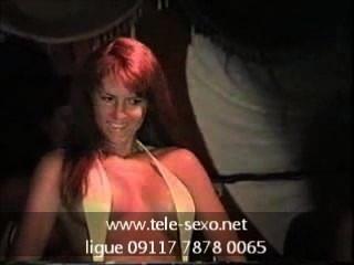 Bikini Contest Girl Shows Her Nipples tele-sexo.net 09117 7878 0065