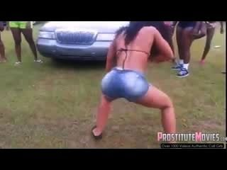 Black tragedy to a dancer in la