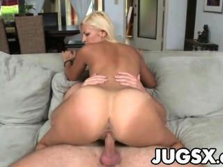Big Ass And Big Tits Latina Jazmyn Gets Fucked