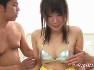 Asian Ass Rimming And Fingers