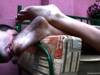 Sweetdirtyfeet-dirty Feet In The City