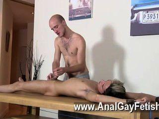 Sexy Gay Dom Stud Kieron Knight Has A Killer Youthfull Lad To Play With