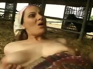 Hairy Milf With Big Boobs Fucked And Facialized