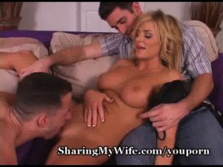 Hot Wife S Pussy Drilled