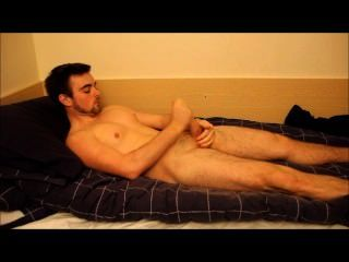 Homemade Amateur Masterbation From A Young Hung Male
