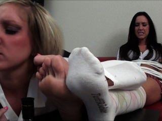 Scientific Research Of Lea's Stinky Feet