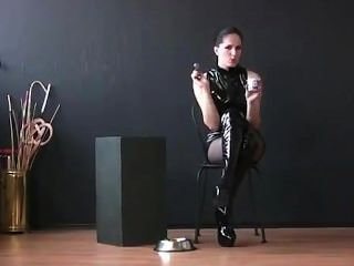 Boots And Cream Worship Domination