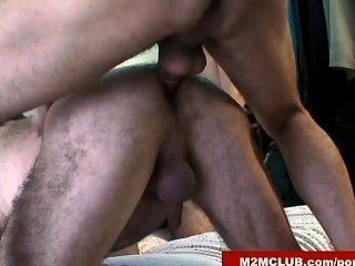 Hairy Sex Party