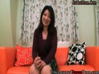 Japanese Uncensored Porn Milf Naho Tijiri Casting