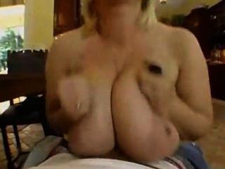 Samantha 36g Fucks, Sucks And Titty Fucks Handy Man
