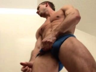 Solo Hot Jerking Off