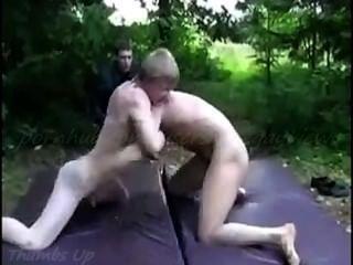 wrestling Amateur naked