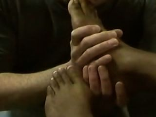 Sucking Black Womans Toes
