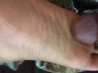 Footjob With Some Help