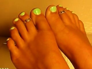 Nice Feet In Sandals