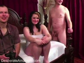 Sexy First Time Desperate Amateurs