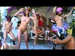 Harlem Shake, Nude Remix