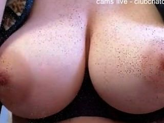 Amateur Showing Beautiful Boobs On Cam Compilation