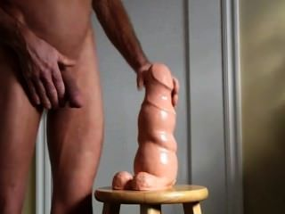 Guy Gets Stretched Butt Fucked