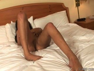 Hot First Time Amateur Latina Jenna Fingers And Toys Masturbation Part 1