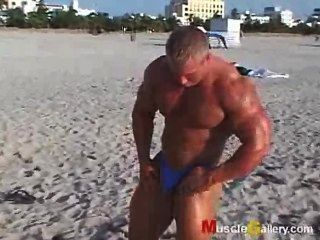 Muscle On The Beach Greg Jones