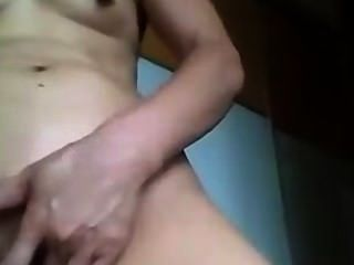 Teen Playing For Me On Cam