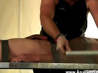 Gay Clip Of Twink Alex Has Been A Highly Bad Slave, Stealing The Spunk