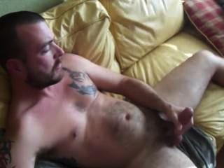 Blasting His Cum.