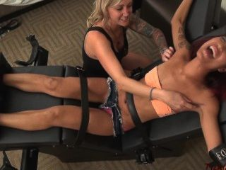 Asia Perez Toetied - Tickleabuse
