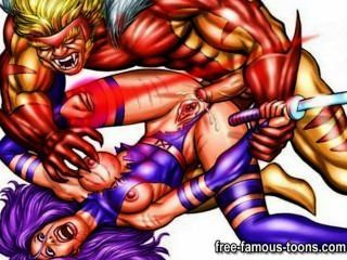 Famous Hentai Stars Anal Sex