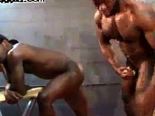 Muscle Stud Fucking Dat Ass