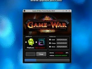 Game Of War Fire Age Hack No Survey 2014 - Unlimited Gold