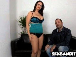 13 Brunette Bbw Fucking And Sucking 06