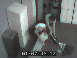 Security Camera Sexcapades