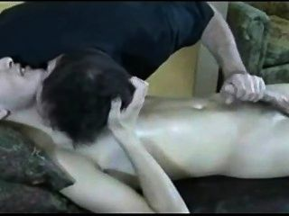 Making The Boy Cum